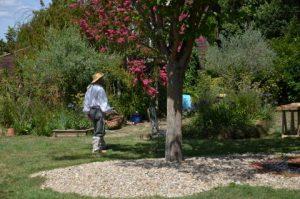 Conte au Jardin avec Barnabé le Jardinier.