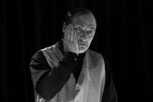 """Théâtre """"Hughie"""" d'Eugène O'Neill"""