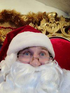 Thierry Rousse est le Père Noël au Noël Magique de La Baule