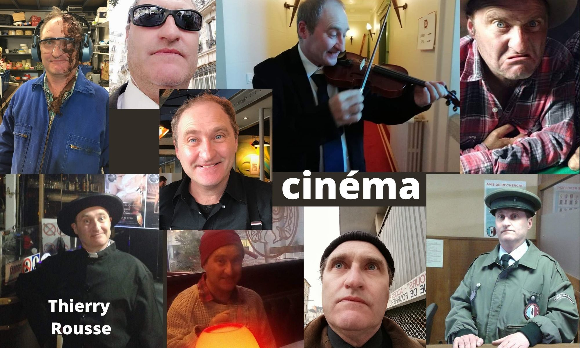 Thierry Rousse Cinéma