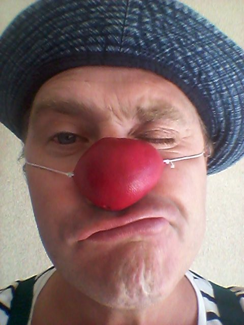 Thierry Rousse Clown tO